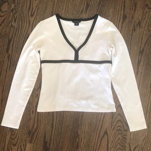 Mods International long sleeved top shirt, size M